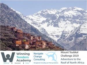 Mount Toubkal Challenge 2019